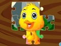 Game Easter jigsaw online - games online