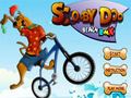 Game Scooby Doo beach BMX  online - games online