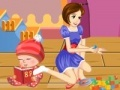 Game Baby Kindergarten online - games online